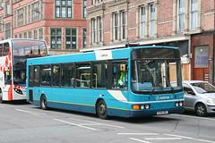 Arriva 2494 CX54 DKL (johnmorris13) Tags: arriva 2494 cx54dkl vdl sb120 wrightcadet wrightbus bus