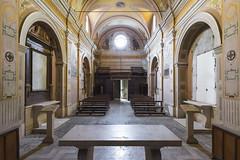 . (Dawid Rajtak) Tags: chiesa church chapel kirche kościół abandoned urbex decay derelict exploring explore rotten nikon colours