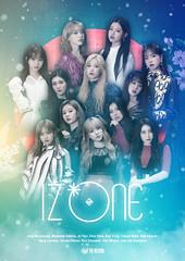 IZ*ONE (nuthon) Tags: izone personal work 아이즈원 nuthondesign アイズワン fanmade portfolio kpop singer girl group team korean japanese music poster fan made design 2019