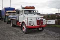 1970 Scania L80 - IMG_6934-e (Per Sistens) Tags: cars thamsløpet thamsløpet19 orkladal veteranbil veteran trucks volvo fb88 scania l 80