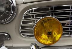 Vintage Marchal Fog Light - IMG_6960-e (Per Sistens) Tags: cars thamsløpet thamsløpet19 orkladal veteranbil veteran volvo amazon marchal lights