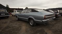 1963 Volga M21, 1974 Ford Taunus TC Coupe 2.0 - IMG_6952-e (Per Sistens) Tags: cars thamsløpet thamsløpet19 orkladal veteranbil veteran volga gaz ford taunus tc opel ascona b
