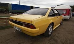 1982 Opel Manta B 1.8S GT - IMG_6950-e (Per Sistens) Tags: cars thamsløpet thamsløpet19 orkladal veteranbil veteran opel manta b campers smw