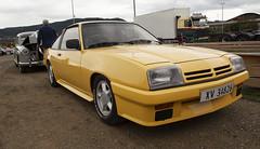 1982 Opel Manta B 1.8S GT - IMG_6949-e (Per Sistens) Tags: cars thamsløpet thamsløpet19 orkladal veteranbil veteran mercedes mercedesbenz w128 opel manta b