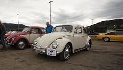 1964 Volkswagen T1 1200 - IMG_6948-e (Per Sistens) Tags: cars thamsløpet thamsløpet19 orkladal veteranbil veteran opel manta b volkswagen t1