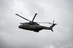 EH-101 Merlin (Thomsen07) Tags: royal danish air force royaldanishairforce eh101 eh101merlin sar searchandrescue roskilde roskildeairshow airshow