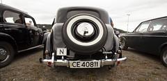 1950 W136 Mercedes Benz 170 Sb - IMG_6968-e (Per Sistens) Tags: cars thamsløpet thamsløpet19 orkladal veteranbil veteran mercedes mercedesbenz w136