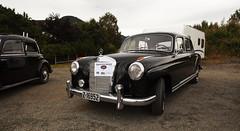1959 W128 Mercedes Benz 220 S - IMG_6962-e (Per Sistens) Tags: cars thamsløpet thamsløpet19 orkladal veteranbil veteran mercedes mercedesbenz w128