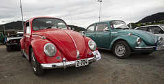 1967 Volkswagen T1 1500, 1973 Volkswagen T1 1303 S - IMG_6958-e (Per Sistens) Tags: cars thamsløpet thamsløpet19 orkladal veteranbil veteran chevrolet corvette volkswagen t1