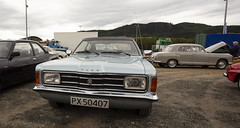 1974 Ford Taunus TC Coupe 2.0 - IMG_6953-e (Per Sistens) Tags: cars thamsløpet thamsløpet19 orkladal veteranbil veteran mercedes mercedesbenz w128 ford taunus tc