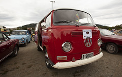 1967 Volkswagen T2 1400 - IMG_6944-e (Per Sistens) Tags: cars thamsløpet thamsløpet19 orkladal veteranbil veteran volkswagen t2 trabant