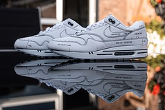 """Nike Air Max 1 """"Sketch to Shelf"""" 🔥 (Shaun Mint) Tags: nike airmax airmax1 tinker sketchtoshelf exclusive rare airmaxdrops airmaxcity fresh ice new photooftheday suede clean nikenl air max schematic sneakerheads sneakers sneakrs"""