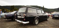 1968 Volvo Amazon Estate B18 - IMG_6925-e (Per Sistens) Tags: cars thamsløpet thamsløpet19 orkladal veteranbil veteran mercedes mercedesbenz w114 volvo amazon opel ascona b ford taunus tc