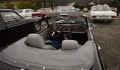 1970 Triumph Tr6 PI - IMG_6921-e (Per Sistens) Tags: cars thamsløpet thamsløpet19 orkladal veteranbil veteran mercedes mercedesbenz w114 w115 triumph tr6