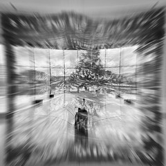 Luik (Willo Eurlings) Tags: luik museum boverie belgië hipstamatic zwartwit