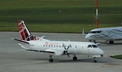 Photo of ES-NSD Saab 340B Loganair operated by  Nyxair