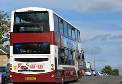 338 (Callum's Buses and Stuff) Tags: madderandwhite madderwhite madder mader bus buses lothianbuses lothian volvo gemini gemini2 b9tl busesedinburgh busesb9tl geminib9tl babertonb9tlvolvo edinburgh edinburghbus 22 west approach road sn59bfz