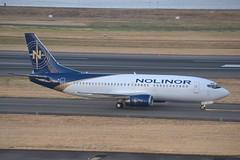 C-GNLQ (LAXSPOTTER97) Tags: nolinor cgnlq boeing 737 737300 cn 25401 ln 2067 aviation airport airplane kpdx