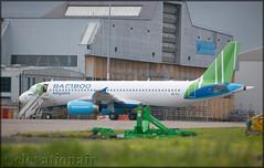 A6-EIJ Airbus A320-232 Bamboo Airways (elevationair ✈) Tags: dub eidw dublin airport dublinairport ireland apron avgeek aviation airplane plane parked maintenance etihad etihadairways bamboo bambooairways airbus a320 airbusa320232 a6eij