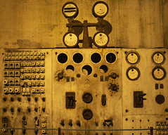 control panel (lawatt) Tags: electric panel old concrete factory djúpavík árneshreppur iceland sonya7 leica 50mm summicronr