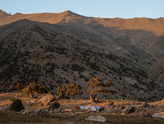 P8055307-Edit (Valentin_Efimov) Tags: landscape landscapes mountain mountains mountainside lake water sunset outdoor outdoors sky tree trees silence