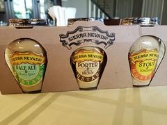 Sierra Nevada Mustard Pack (tommyd.) Tags: sierranevada beer brewing company california chico mustard sauce dip paleale porter stout honeyspice gift jar glass bundle trio spicybrown stoneground brown