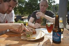Buur (Arne Kuilman) Tags: 25mm zeiss d700 nederland netherlands buur nijmegen bier beeroclock borreltijd brouwtoren beer bertabier