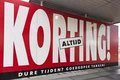 Altijd (Arne Kuilman) Tags: 25mm zeiss d700 nederland netherlands altijd always korting benzinestation firezone nijmegen discount