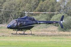 2-BELL - 2018 build Bell 505 Jet Ranger X, crossing the active inbound to Barton (egcc) Tags: 2bell 65188 barton bell bell505 cgheg cityairport egcb helicopter jetrangerx lightroom manchester mistralbusandcoach