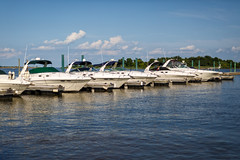 Boat Parking (Karol A Olson) Tags: boats water chesapeakebay sparrowspoint maryland 32diagonals 119picturesin2019