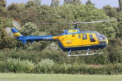 G-ENVO - 1983 build MBB/Bolkow Bo105CBS-4, heading to the fuel pumps at Barton (egcc) Tags: 09071 barton bo105 bo105cbs4 bolkow cityairport egcb enviro genvo haptonvalley helicopter lightroom mbb manchester owen s593 sxhck