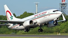 CN-RNM (AnDyMHoLdEn) Tags: ram royalairmaroc 737 egcc airport manchester 23l