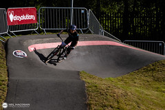NMP-Red Bull Pump Track World Champs UK Qualifier-0364 (Neil MacGrain Photography) Tags: wishaw xt3 xh1 velosolutions x100f pumptrackworldchampionshipsukqualifier wishawhillwood uk race scotland bmx glasgow bikes racing fujifilm redbull pumptrack neilmacgrainphotography