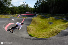 NMP-Red Bull Pump Track World Champs UK Qualifier-0230 (Neil MacGrain Photography) Tags: wishaw xt3 xh1 velosolutions x100f pumptrackworldchampionshipsukqualifier wishawhillwood uk race scotland bmx glasgow bikes racing fujifilm redbull pumptrack neilmacgrainphotography