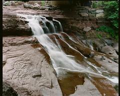 4th of July in the Catskills (GPhace) Tags: 120mm 2019 4thofjuly catskills ektar100 filmphotography kodak longexposure mamiya mediumformat rb67pros shootfilm summer upstatenewyork filmgrain manualfocus tripod waterfall