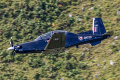 RAF Beechcraft Texan T6-C (Martyn Cartledge / www.aspphotography.net) Tags: uk plane airplane photography fly flying airport aircraft aviation military air transport flight jet aeroplane airline beechcraft asp runway raf airliner texan martyn aerodrome northwales machloop cartledge lfa7 civilairliner t6c civilairline aspphotography wwwaspphotographynet flywinglets wwwflywingletscom zm330