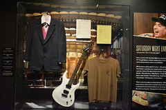 Rock and Roll Hall Of Fame 2019 - Cleveland, OH (22) (Photography - Memorabilia - FAPD) Tags: rock roll classic rap country pop sexy cleveland ohio guitar microphone taylor swift museum alice cooper jimi hendrix elvis michael jackson rolling stones the garage dolly kid britney spears bob marley mtv waynes world nwa 5 janet cure def leppard stevie nicks radio head warped tour vans supremes metallica