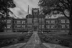 Westmount Public School (brentus69) Tags: edmonton alberta canada school building westmountschool old nikon d4 nikond4