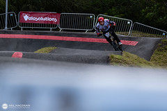 NMP-Red Bull Pump Track World Champs UK Qualifier-0777 (Neil MacGrain Photography) Tags: bmx bikes wishaw xt3 xh1 velosolutions x100f pumptrackworldchampionshipsukqualifier wishawhillwood uk race scotland glasgow racing fujifilm redbull pumptrack neilmacgrainphotography