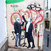 Pasted paper by Le Mouvement [Paris 2e]