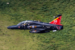 RAF BAe Hawk Centenery livery (Martyn Cartledge / www.aspphotography.net) Tags: aerodrome aeroplane air aircraft airline airliner airplane airport aspphotography aviation bae cartledge centenery civilairline civilairliner flight fly flying flywinglets hawk jet lfa7 machloop martyn military northwales plane raf runway transport wwwaspphotographynet wwwflywingletscom zk020 uk asp photography