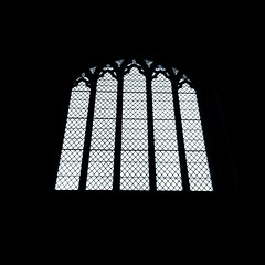 Cathedral Window (slowpulse-girl) Tags: cathedral stainglass gothic architecture england
