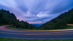 Warp Speed! (alfredomoraphotography) Tags: georgia a7rii smokymountains sony