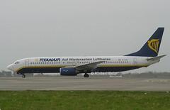 Ryanair                                             Boeing 737                                    EI-CSH (Flame1958) Tags: ryanair ryanairb737 boeing737 boeing b737 737 b737800 b7378as eicsh dub eidw dublinairport 090205 0205 2005 1298