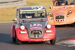 Team Lion 1 / Citroen 2CV 24hr Snetterton 2019 (mattbeee) Tags: 24hours 24hr 2cv 97 otherkeywords aircooled barc car circuit citroen endurance motorsport racing snetterton