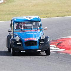 Pork Pie Racing / Citroen 2CV 24hr Snetterton 2019 (mattbeee) Tags: 24hours 24hr 2cv 96 otherkeywords aircooled barc car circuit citroen endurance motorsport racing snetterton