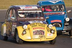Team ECAS / Citroen 2CV 24hr Snetterton 2019 (mattbeee) Tags: 24hours 24hr 2cv 33 otherkeywords aircooled barc car circuit citroen endurance motorsport racing snetterton