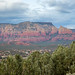 Sedona from our Hotel