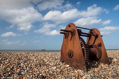 "Gareth's Photo of the Week 33 ""Beach Winch"""
