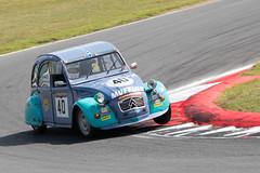 Blueberry Muffins / Citroen 2CV 24hr Snetterton 2019 (mattbeee) Tags: 24hours 24hr 2cv 40 otherkeywords aircooled barc car circuit citroen endurance motorsport racing snetterton